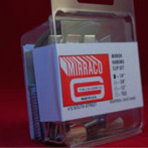 Mirraco Mirror Clips