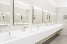 If you're looking for a way to take the elegance and allure of any commercial design up a notch, opting for custom manufactured commercial mirrors is the way to go.