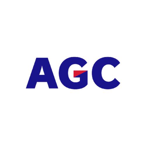 AGC Glass Logo