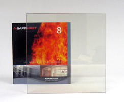 The peace of mind that can come from having confidence in safety is priceless. Fire-protective, or fire-rated glass is just like it sounds - it's glass that is fabricated to resist flames, keeping you safer.