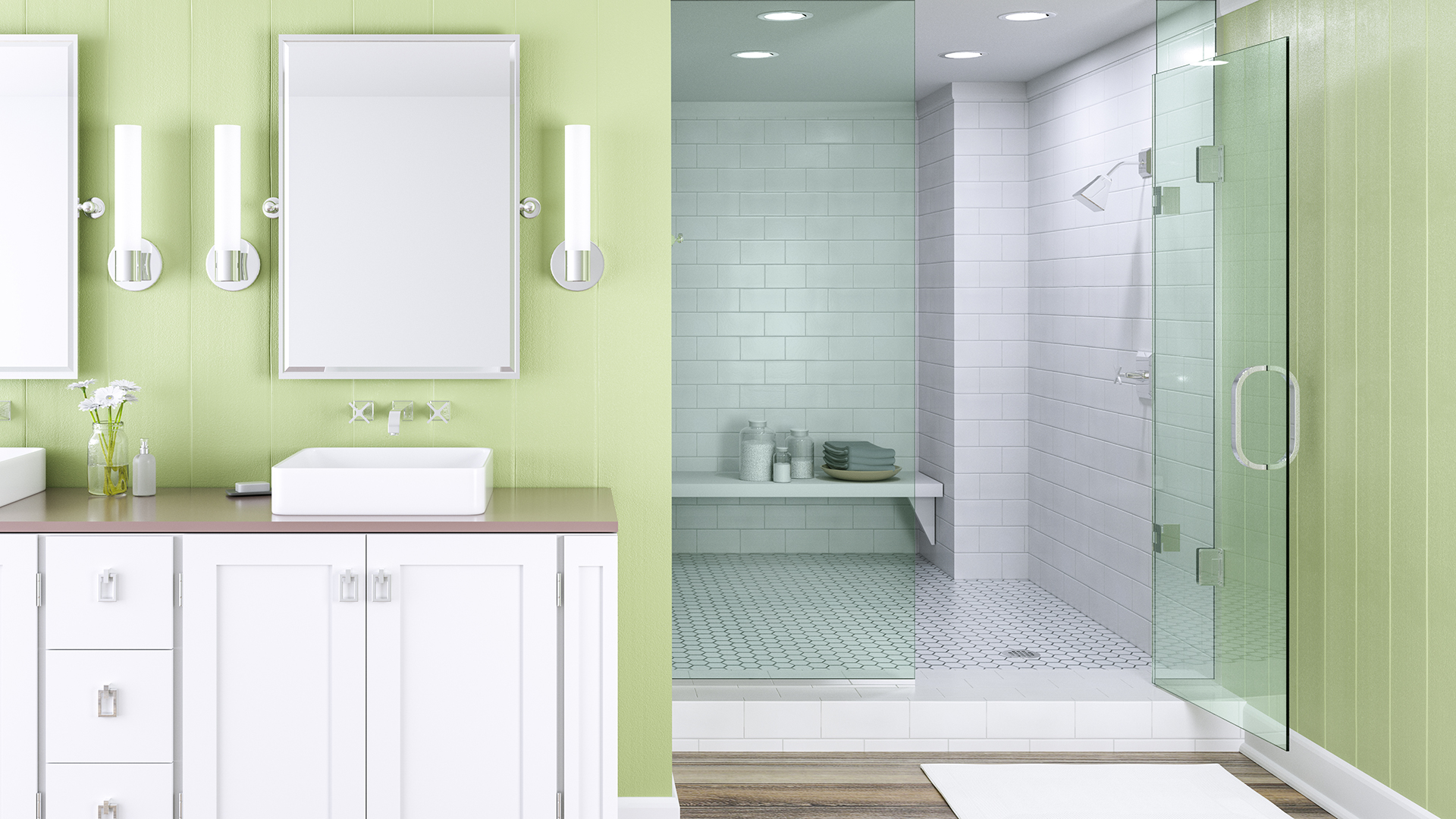 ShowerGuard® Clear
