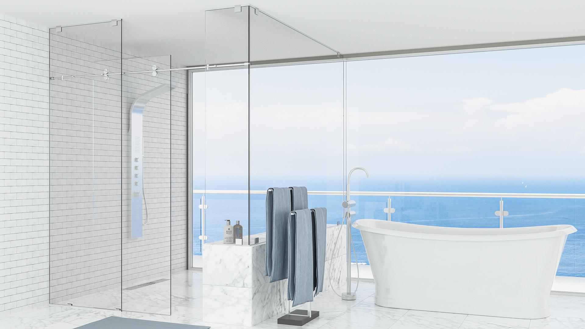 ShowerGuard® UltraClear™